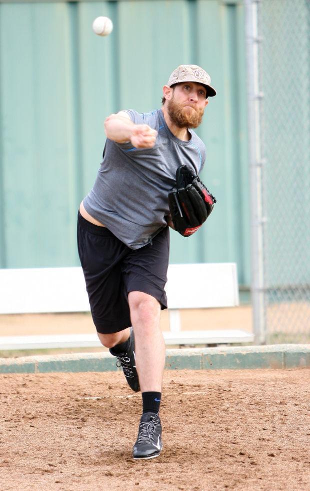 Former Galt High School baseball stars Ryan Mattheus, Justin Souza prepare for upcoming professional seasons