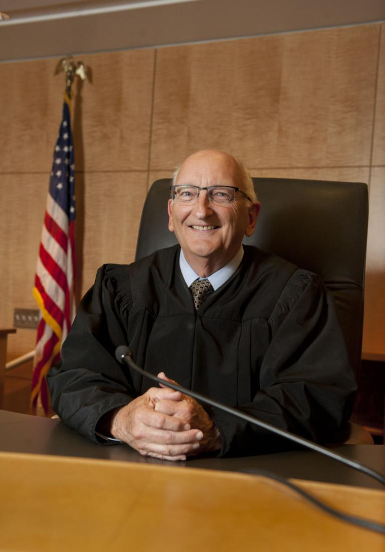 Retired Lodi judge can't stay away