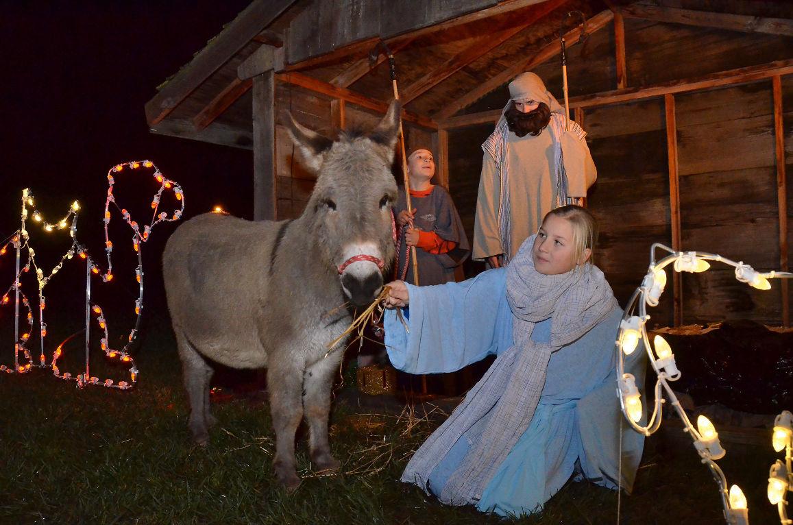 Zion Reformed Church celebrates Jesus' birth