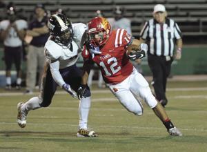 High school football: Lodi jumps on West's mistakes
