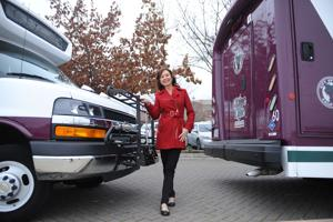 Morada woman takes charge of Lodi's transit system
