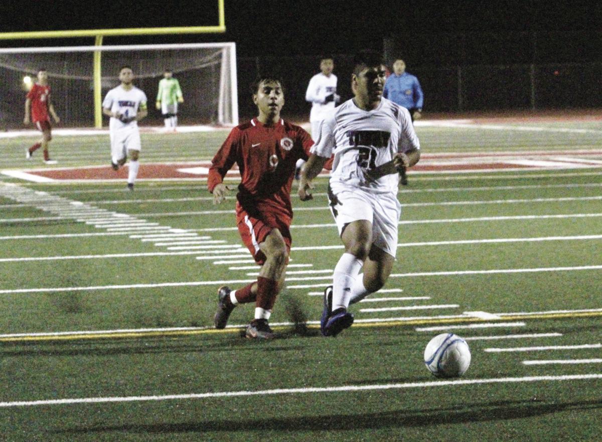 Boys soccer: Galt shuts down Tokay