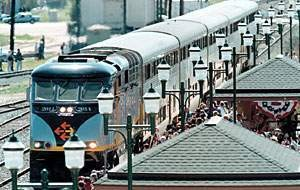 Caltrans seeks input on draft of State Rail Plan