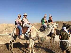 Lodi woman and her daughter journey to the Holy Land
