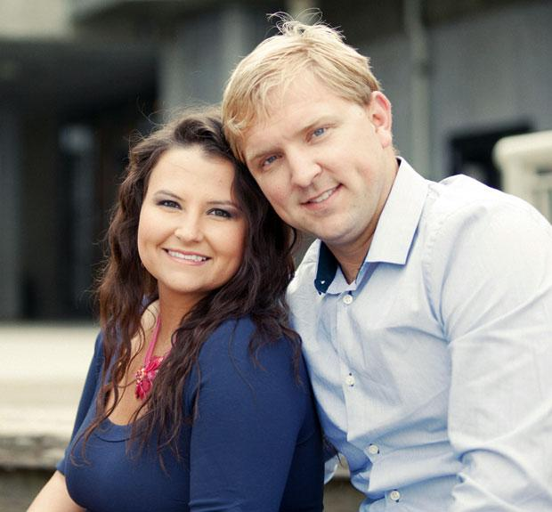 David Dahlberg and Heather Bainard engaged at Seaside State Beach