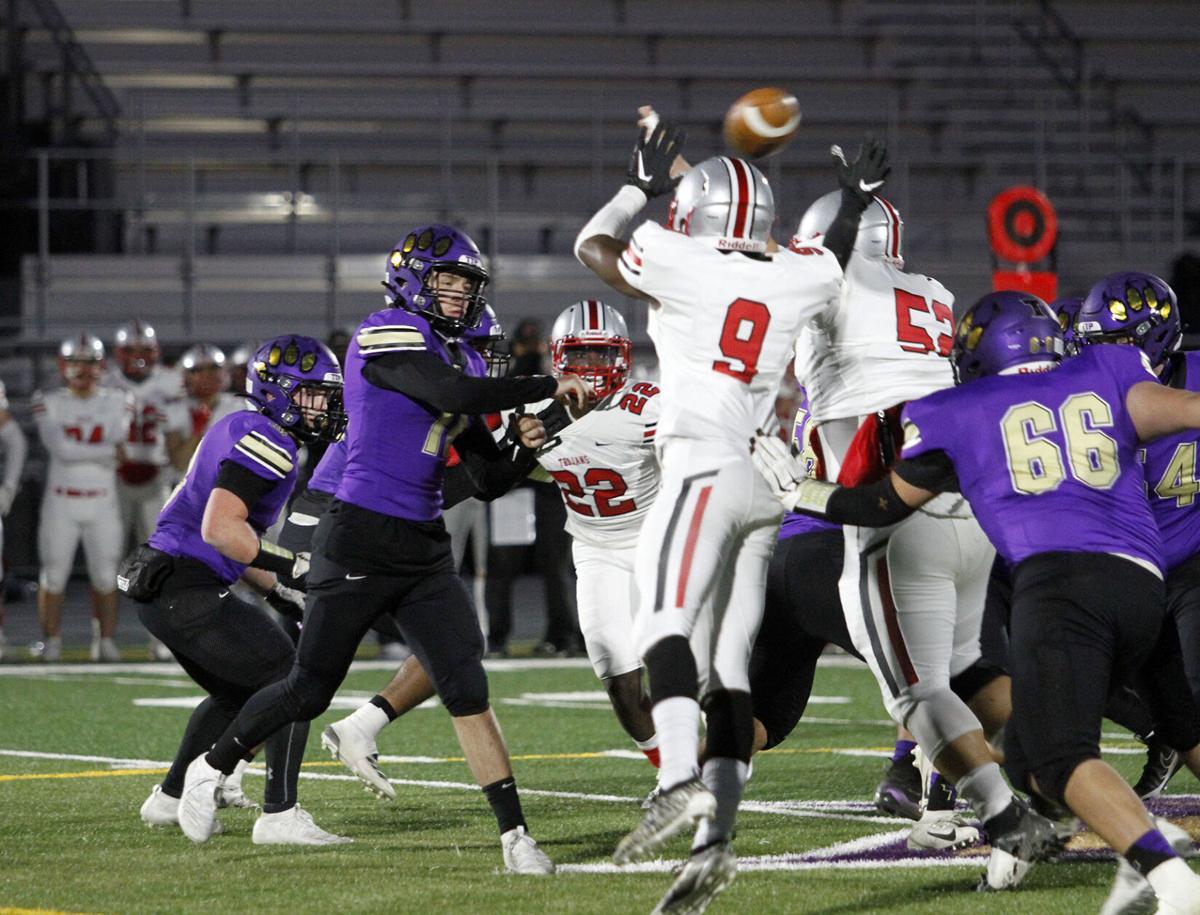 High school football: Lincoln runs over Tokay