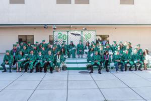 Estrellita High School graduates take pride in their success