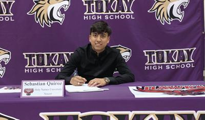 National Letter of Intent: Quiroz will be soaring like a Hawk