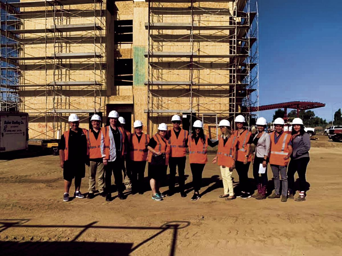 Leadership Lodi tours town on Tourism and Development Day