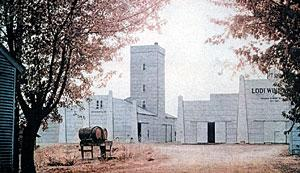 German winemaker started Lodi wine industry