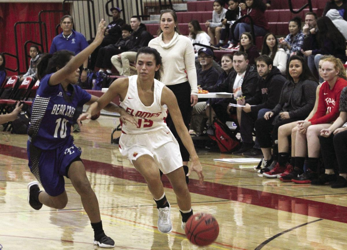 High school basketball: Local squads play in Foundation Games
