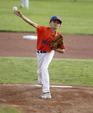 Youth baseball: Pirates cruise in Majors championship