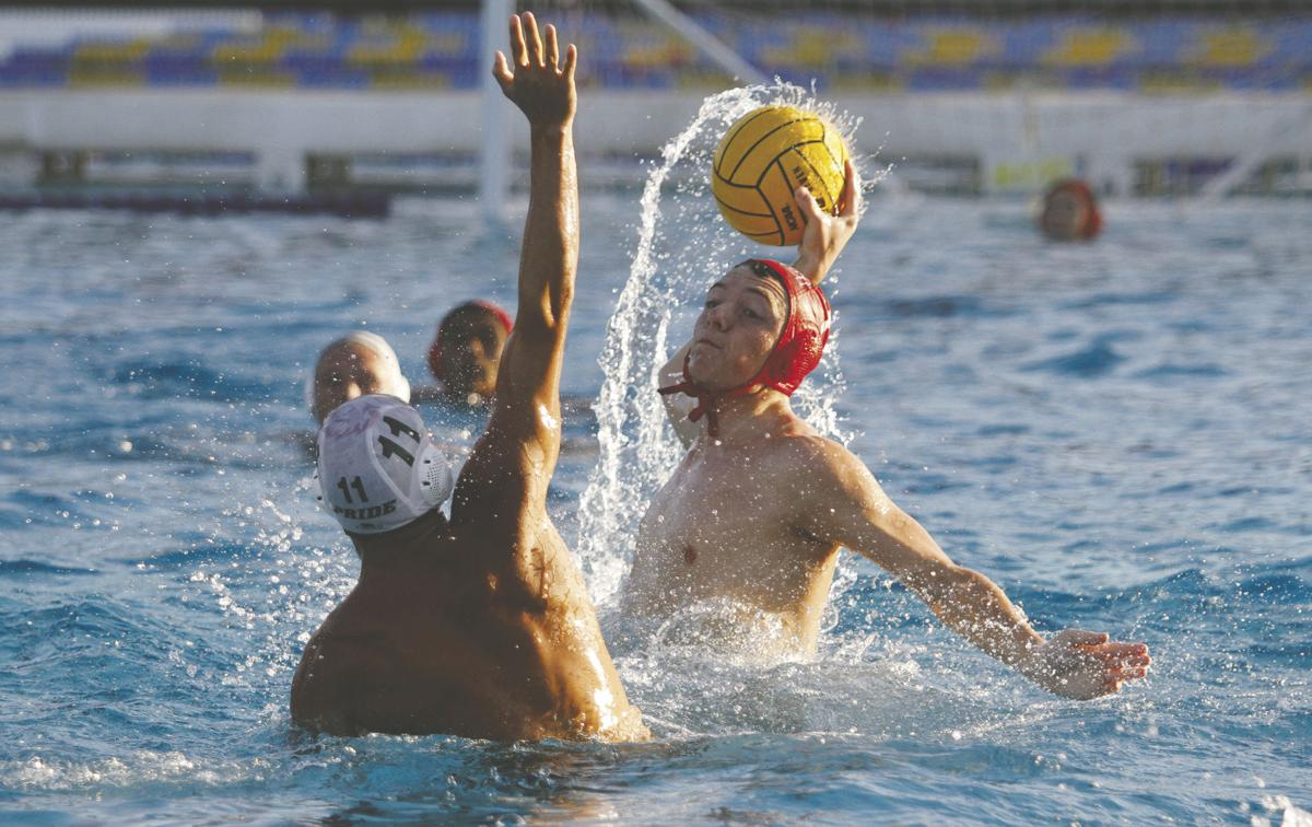 Water polo: Lodi's Plunkett, Tokay's Stoops given top TCAL awards