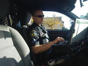 Lodi police have a quiet Christmas