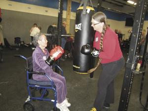 Boxing instructor brings Parkinson's therapy program to Lodi patients
