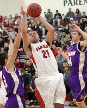 Lodi Flames clamp down on Tokay Tigers in varsity boys basketball defensive battle
