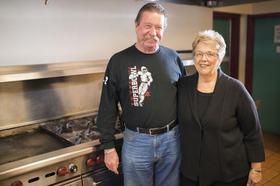 Steve and Carla Cole have been cooking at crab feeds for 36 years