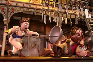Stop-motion animation is refreshing change of pace