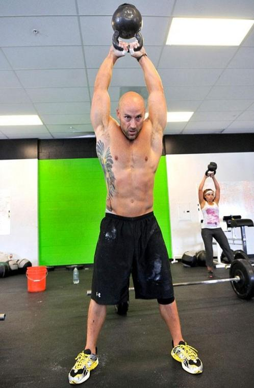 Former Tokay gradtakes workouts to the extreme with ...