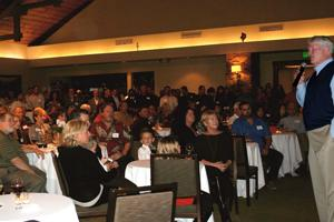 San Joaquin County supervisor candidate Russ Munson kicks off campaign