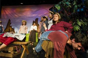 Lodi High School presents spring musical 'Li'l Abner'