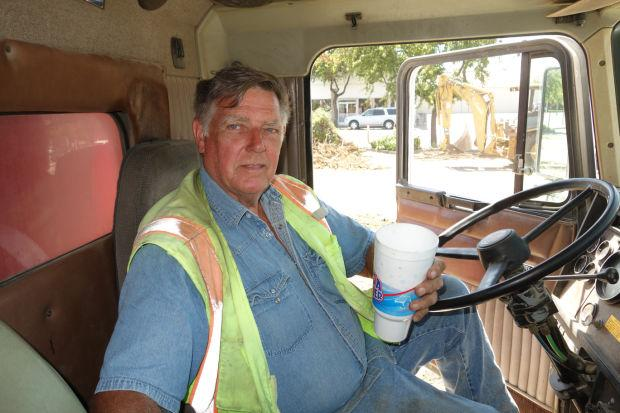Lodi workers: Be sure to drink plenty of water if you plan to work through extreme heat