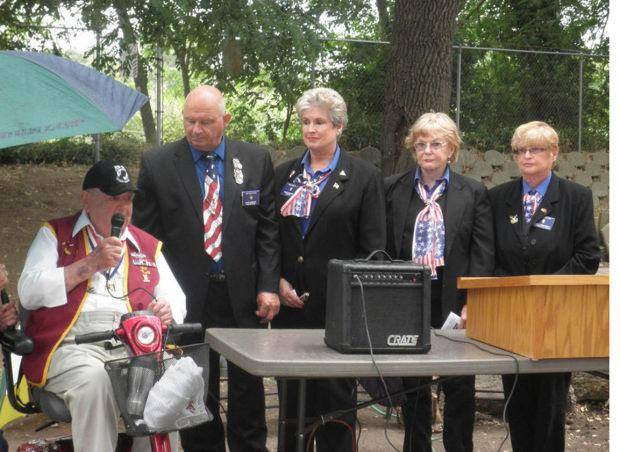Lodi Elks Lodge honors veterans with lunch