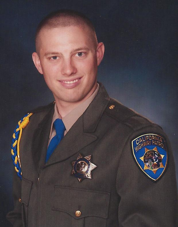 Lodi graduate Tyler Olson joins California Highway Patrol
