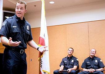 Three firefighters join Lodi department