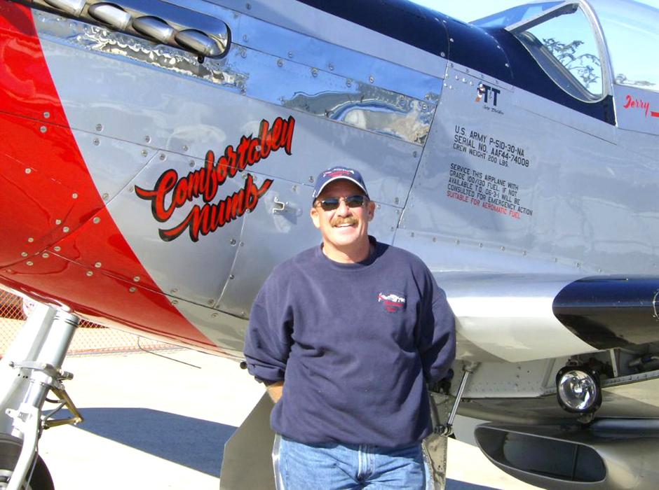 Three local residents often attend Reno air race; one was on pit crew when plane crashed