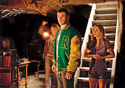 If you don't like horror, 'The Cabin in the Woods' will make you fall in love