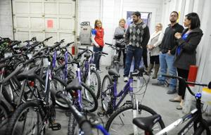 Lodi Satellite Rotary donates 100 bikes to Adopt-A-Child