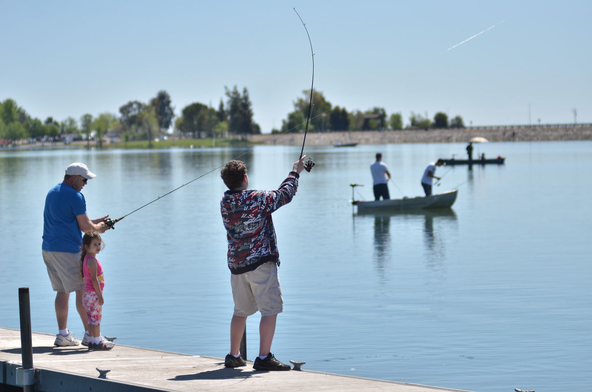 From Lakes To The Delta Lodi Area Offers Great Fishing Discover Lodinews Com