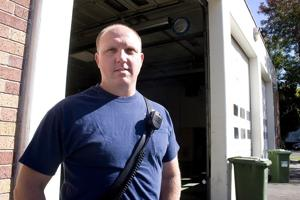 10-year veteran Brad Doell honored as Lodi's Firefighter of the Year