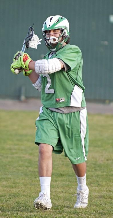 Jordan Hunnell blooms along with lacrosse