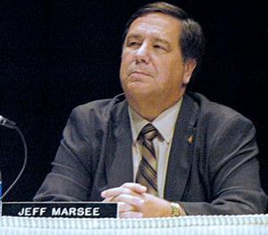 San Joaquin Delta College President Jeff Marsee put on administrative leave