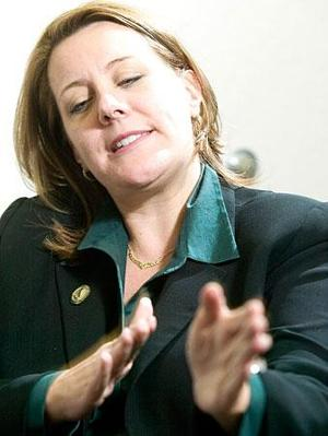 Q and A with new assemblywoman