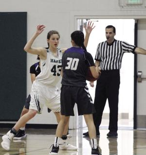 Girls basketball: Hawks' tournament goes to the Wildcats