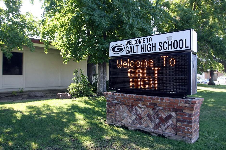 Galt High School gears up for its centennial year