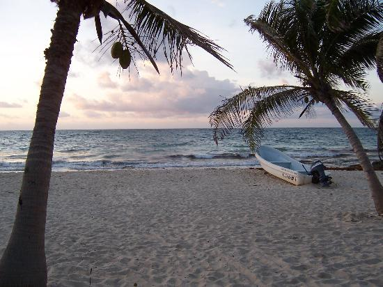 Cabanas La Conchita:  Tulum, Mexico