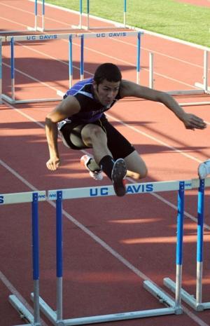 Alex Llamas leaps onto decathlon scene