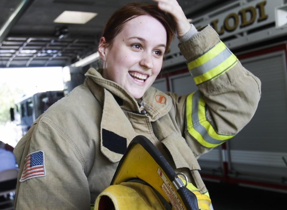 News-Sentinel reporter joins local firefighters in rescue training session
