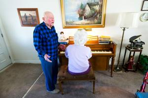 Lodi couple James and Margaret DeBoard still young at heart