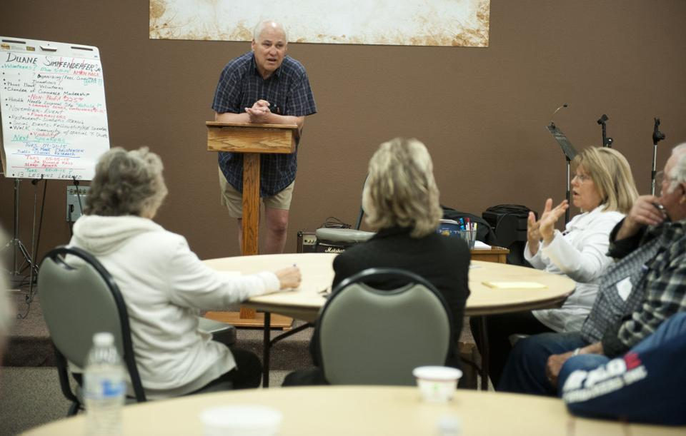 Lifelong Lodian starts support group for local diabetics and their families