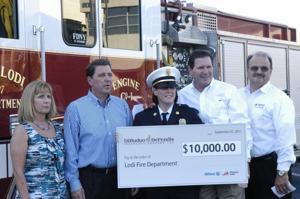 Grant will help preserve Lodi Fire Department program
