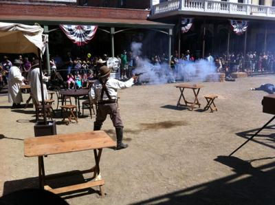 Come one, come all to Waterfront Days in Old Sacramento