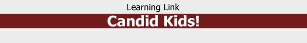 Candid Kids logo