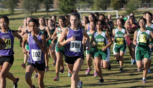 Tokay boys, girls run away with Tri-City Athletic League cross country titles