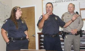 EMS workers honored for saving Lodi man's life after heart attack