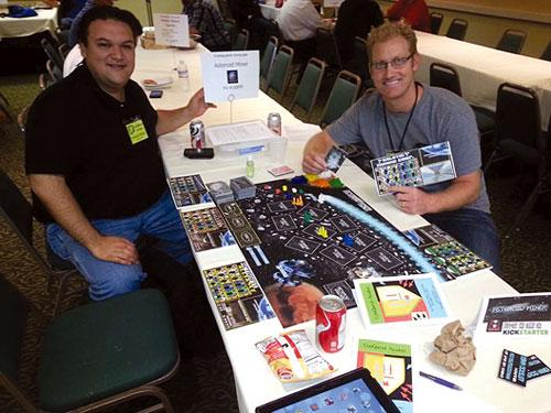 Lodi educators aim for the stars with new board game